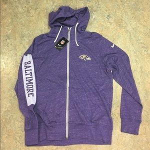 XXL Nike Baltimore Ravens Hoodie